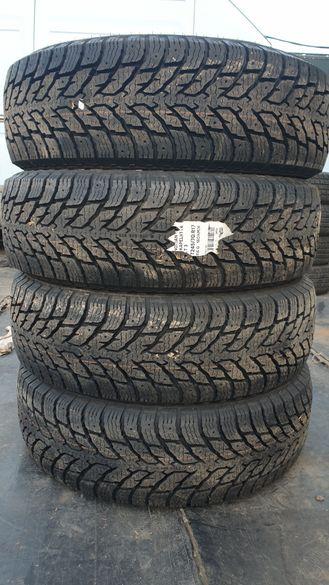 Нови гуми Нокиан 245 70 17 дот 19