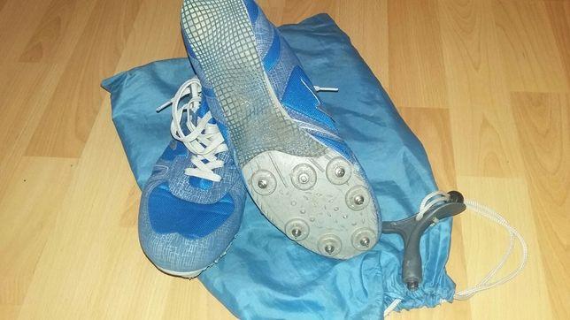 Шиповки беговые кроссовки