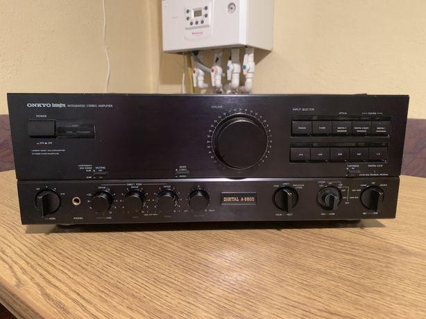 Amplificator digital Onkyo Integra A-8800 (A-8690) cap de serie 14,5kg
