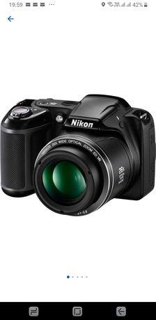 Aparat foto Nikon L320