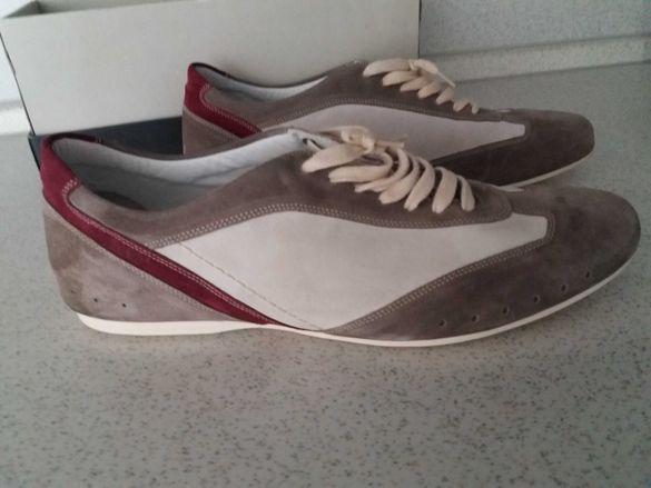 Мъжки кожени обувки JOOP
