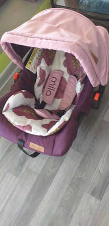 Бебешка кошница, кош за кола