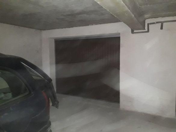 на комуникативно място подземен гаражи 25 кв.м. с ток вода в СЗ център