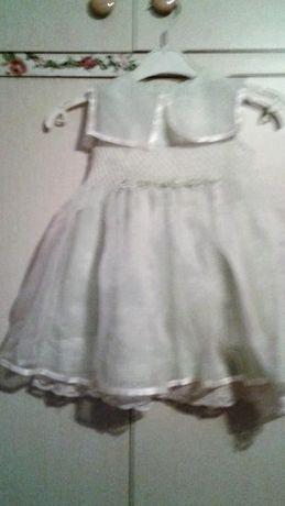 Детска бутикова рокля за 3 годишно момиченце