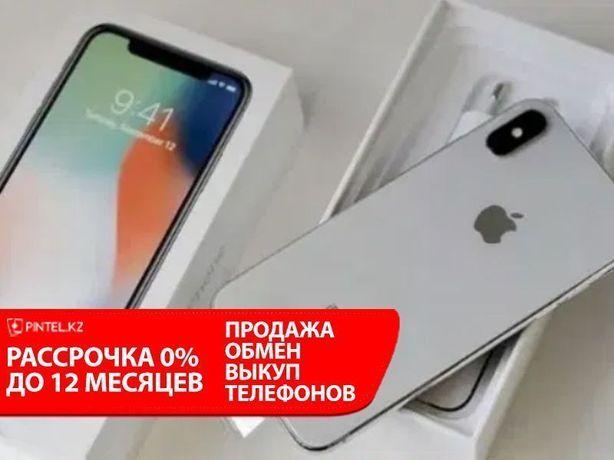 Рассрочка APPLE iPhone x, 256gb Black , айфон x,256, чёрный №27