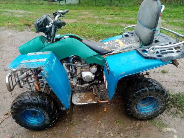 Vând Atv bashan 200cc manual