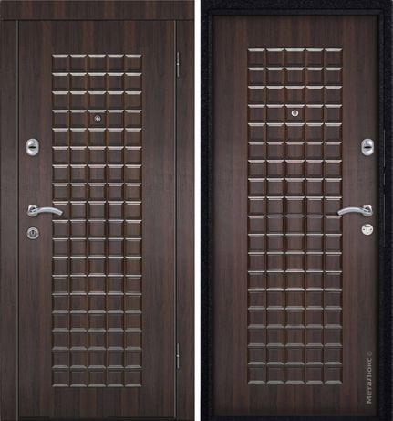 Дверь Металюкс М52/1, квартира, в рассрочку!