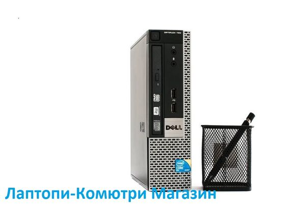 DELL USFF 780 Intel Core 2 Duo, 4GB DDR3, 320-500GB HDD