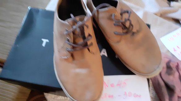 Мъжки обувки носени запазени