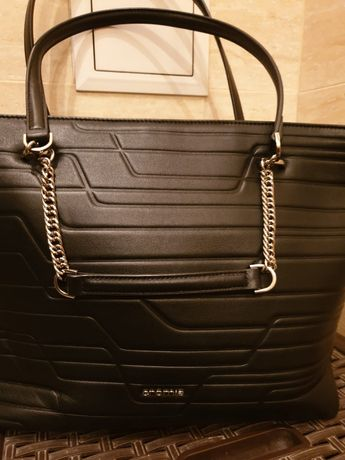 Итальянская сумка из натуральной кожи бренда Cromia