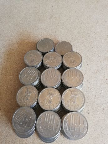 Monede 100 lei Mihai viteazul