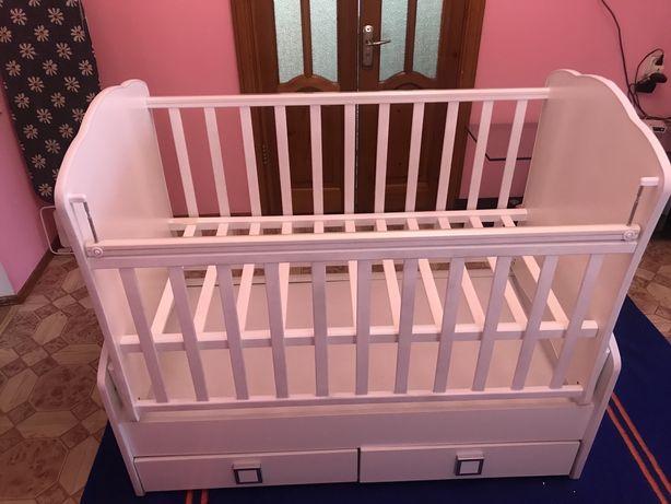 Продаётся детская кровать трансформер Ульяна 3