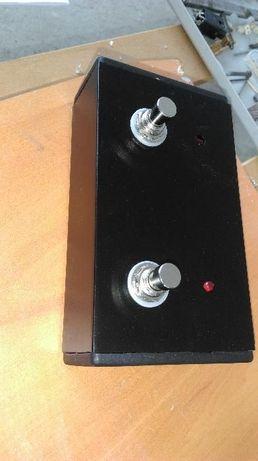 Правен Footswitch за Fenfer FM 212R, FM 100 Head, Hot Rod Deluxe и