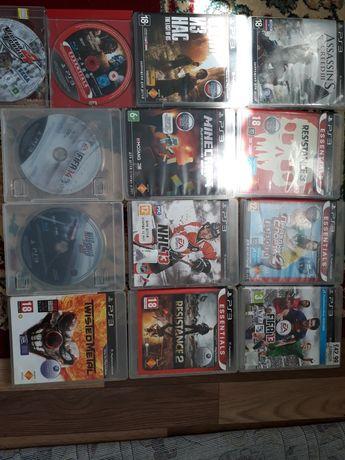Продам Диски и джойстик на PS3 PlayStation 3