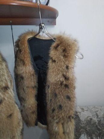 Продаю жилет меховой
