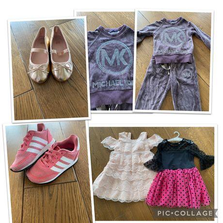 Дрехи и обувки 2-4 г