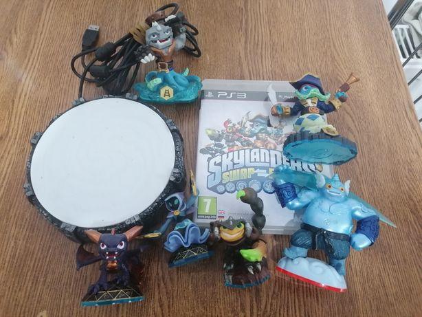 PS3 Skylanders: Swap Force CD 6 figurine