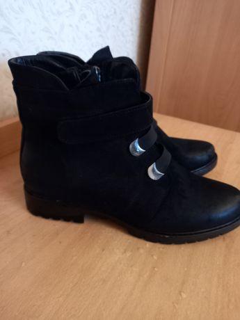 Обувь женская ботинки на осень