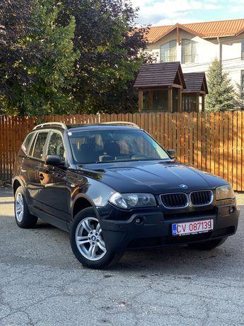 Vand BMW x3 4x4 din 2005 ca nou