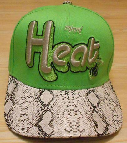 Sapca New Era Hardwood Classics NBA Miami Heat