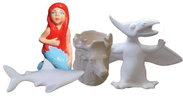 Керамични фигурки