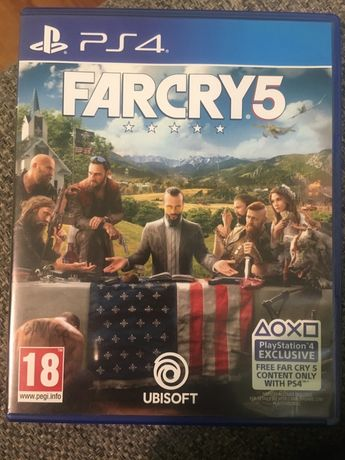 Vand Farcry 5