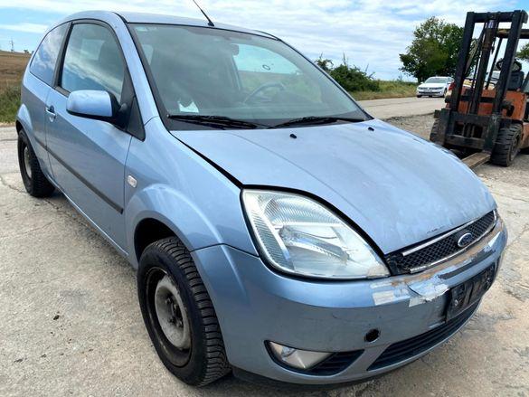 Продавам Ford Fiesta1.4 TDCI 68 k.s., 05g., Форд Фиеста 1.4 ТДЦИ 68 к.