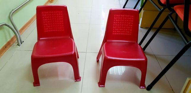 Детские стулья 5 шт. (пластиковые)