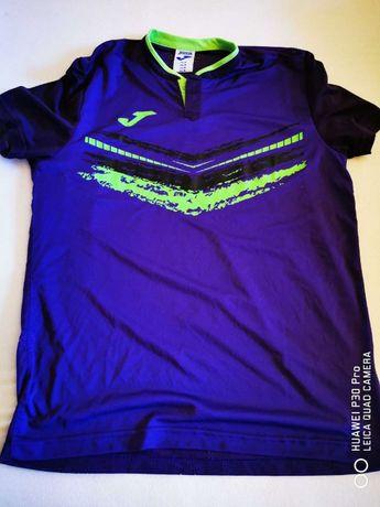 Спортна тениска Joma, виолетова, размери S и M!