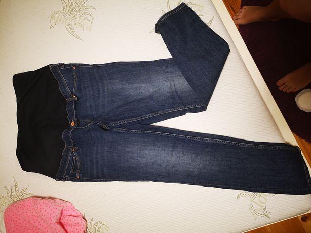 Pantaloni jeans gravide  nr. 50 marca H&M