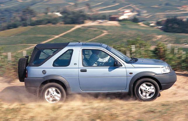 Land Rover - Freelander - Conversie omologata RAR - Schimb volan