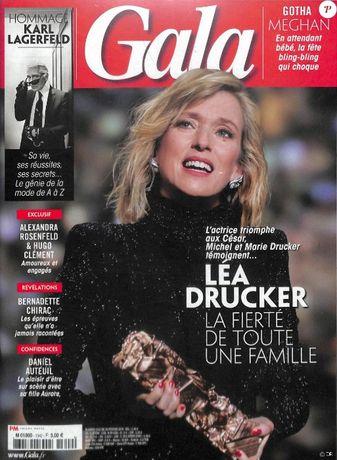 Revista GALA (Franta) - 28 februarie 2019