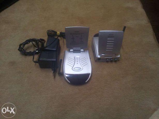 Transmitator si receptor wi - fi ,konig electronic