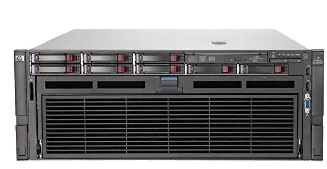 СЕРВЕР HP DL580 G7 40ядер 80потоков/ 64Gb RAM/300gb SAS 10k/4x 1200PSU
