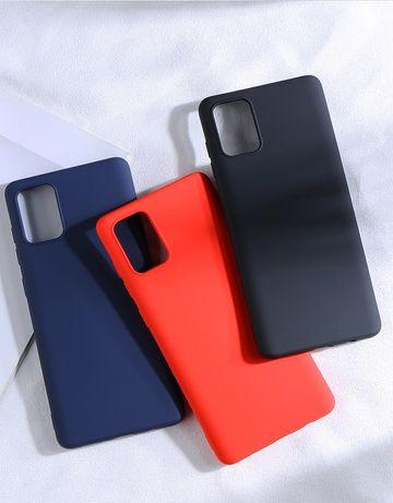 Husa X Level Slim Catifea Interior Samsung A30S A50 A51 A41 A21S A20S