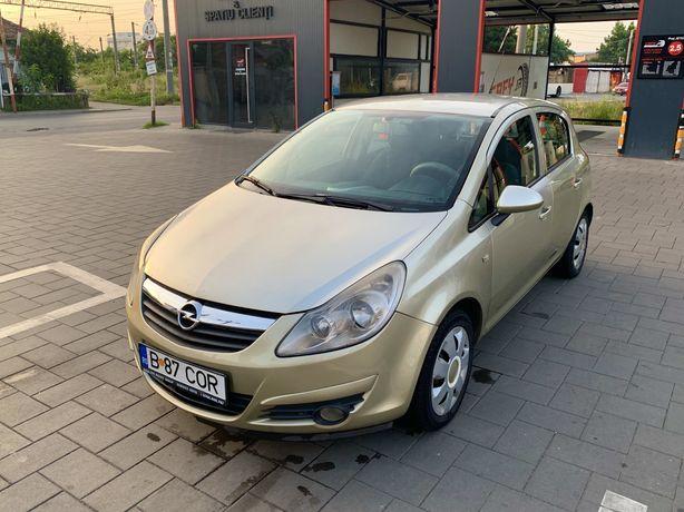 Opel Corsa D 2008 1.2 benzina