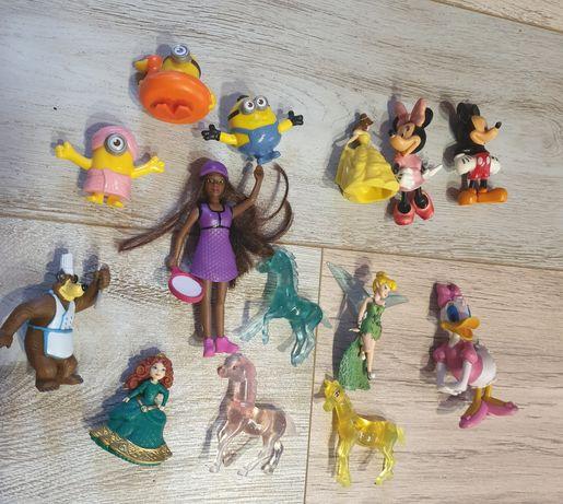 Lot  figurine         .