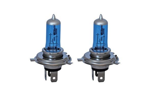 Крушки халогенни ,светлини за фарове Н4 60/55W 12V 5500К за автомобил