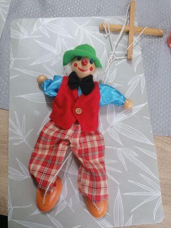 Păpuși/clovni marioneta cu sfoara