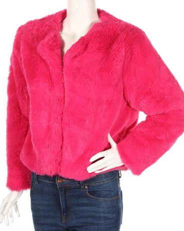 Цикламено палто / палтенце