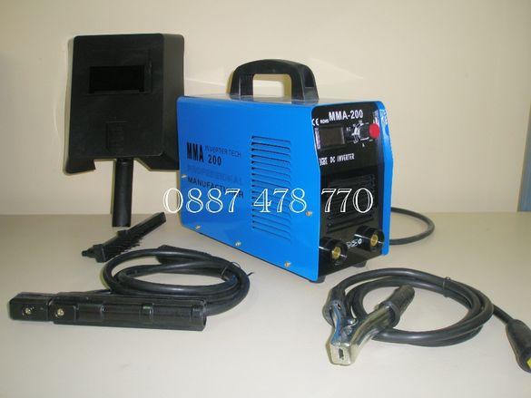 IGBT Електрожен 200А МАХ с дигитален дисплей