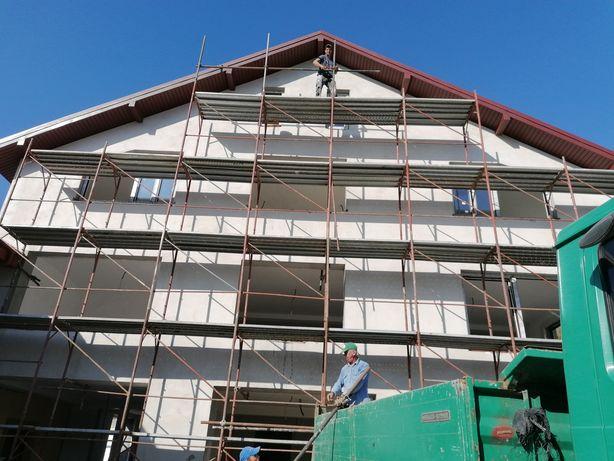 Firma de constructie :Amenajari interior & exterior