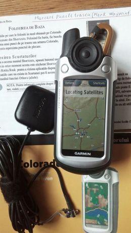 GPS Colorado. made in SUA pentru oameni activi.