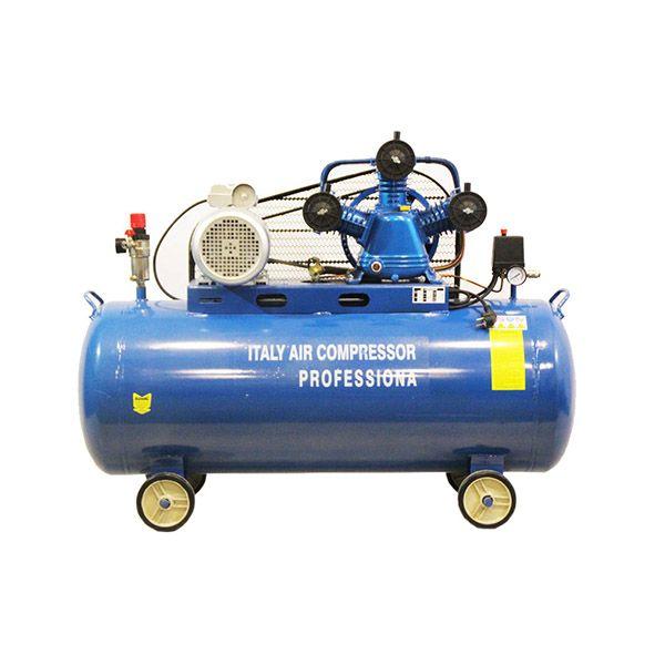 Компресор за въздух с обем на съда 200L монофазен гр. Хасково - image 1