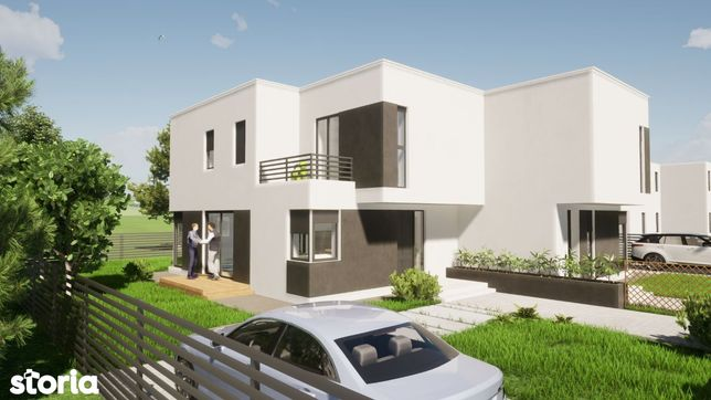 NOU!!!Vila individuala cuplata, topclass, Lempes Village 132900 euro