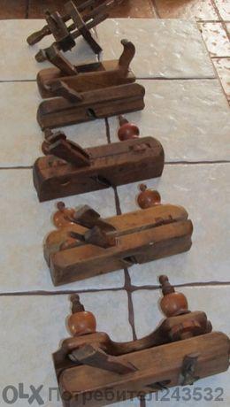 150 годишни дърводелски рендета