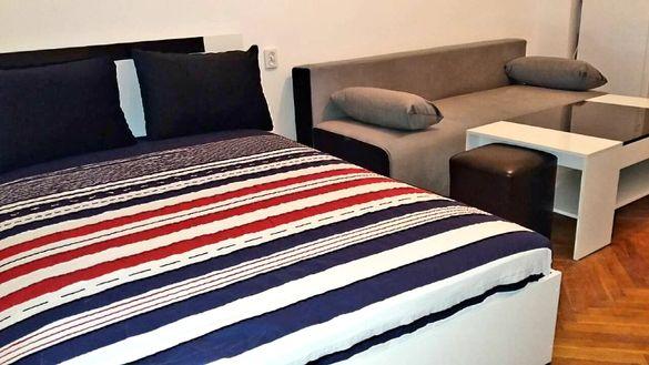 SAN STEFANO- Нов луксозен двустаен апартамент в идеален център