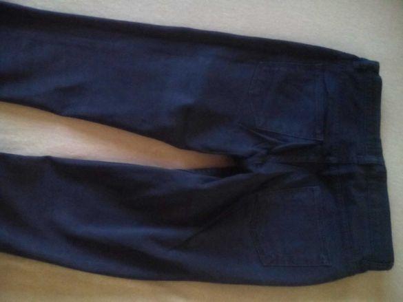 Черни дамски дънки