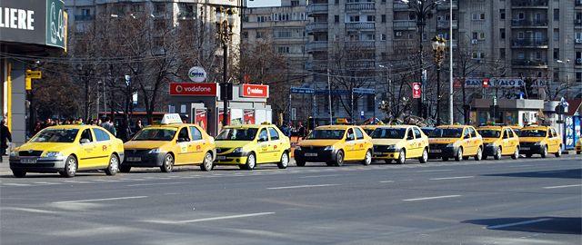 Vand licenta taxi - 12 bucati - SRL - Bucuresti. o licenta cu o firma