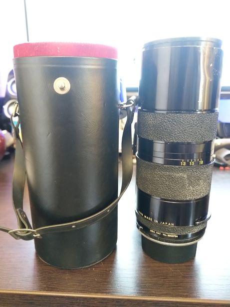 tamron 85-210mm f4.5 macro zoom montura olympus om